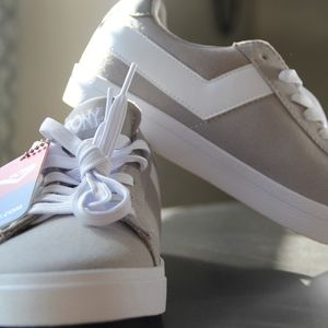 NWT Pony Women's Top-Star-Lo-Core-Canvas Sneakers